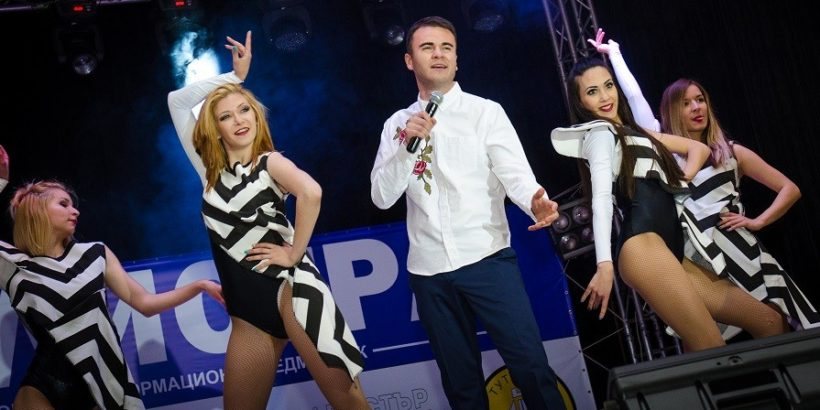 """Концерт- представяне на новия албум на Йордан Марков """"Живот на кръстопът"""" в Русе на 3 октомври"""