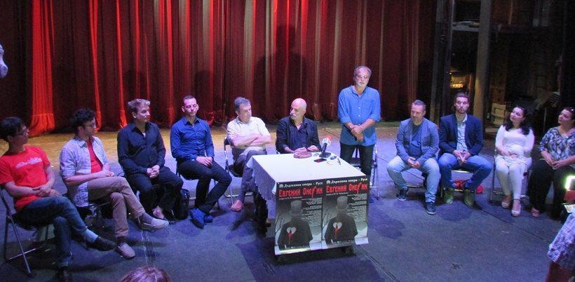"""Премиерата на """"Евгений Онегин"""" ще се състои в Русе"""