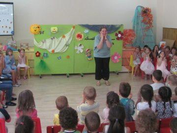 """С празнично шоу бе открита новата учебна година в детска градина """"Слънце"""""""