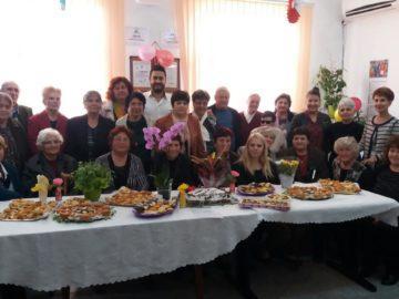 Светлана Ангелова честити четвъртия рожден ден на ЦСРИ в село Щръклево