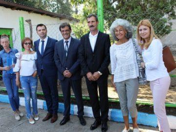 Съвместната българо-румънска земеделска работна група заседава в село Екзарх Йосиф