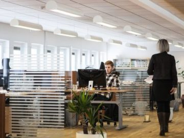 офис работници
