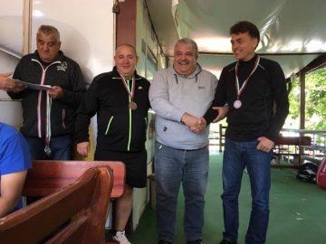 Мирослав Цанков и Пламен Балчев спечелиха турнир по тенис на корт за любители в Русе