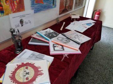 Международният ден на музиката отбелязан с изложба в СУПНЕ - Русе