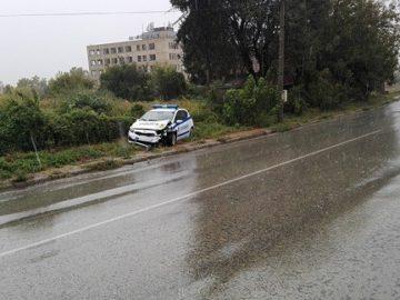 """Нов автомобил на """"Пътна полиция"""" - Бяла пострада при инцидент на пътя"""