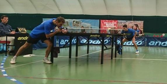 Русенци с победи на държавния отборен шампионат по тенис на маса за мъже и жени