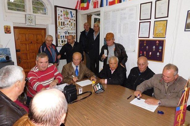 Проведе се второто съвместно заседание на ръководствата на РСОСЗР-Русе и ANCMRR-Гюргево