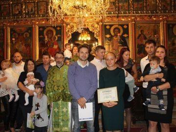 """Масово кръщене се състоя в Русе в рамките на кампанията """"Направи го за България"""""""