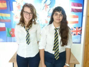 Ученици от СУ за европейски езици отиват на националния кръг на състезанието за речеви и комуникативни умения на английски език