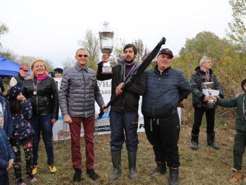 Народният представител Пламен Нунев награди победителя в 12-тия международен турнир по риболов край Мартен