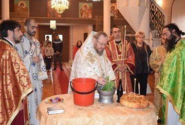 Русенският митрополит Наум посети село Хърсово