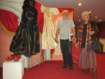 """Изложбата """"Спомени..."""" на Виолета Радкова се открива на 9 октомври"""