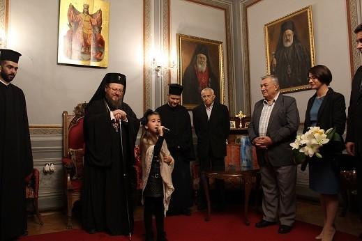 Днес Русенският митрополит Наум отпразнува своя рожден ден