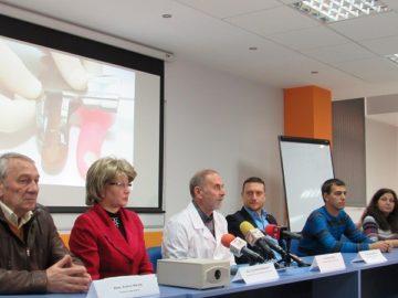 Русенски екип патентова устройство показващо със 100% точност времето при настъпила насилствена смърт