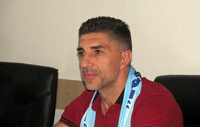 Малин Орачев треньор Дунав