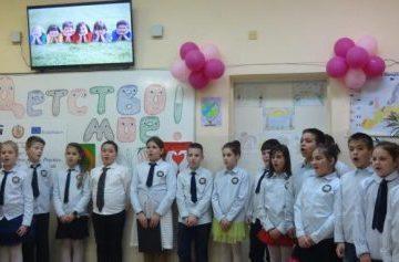 """Спектакъл """"Детство мое"""" с участието на ученици от СУ """"Възраждане"""" се състоя в Русе"""