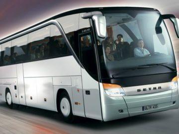 междуградски автобус