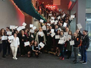Първо място на състезание по медиация за русенски студенти