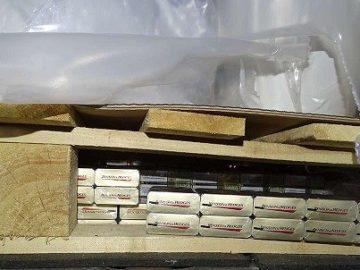 5790 кутии контрабандни цигари откриха в български камион на Дунав мост 1