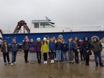 ИАППД запозна ученици с професията хидрограф и капитан на кораб