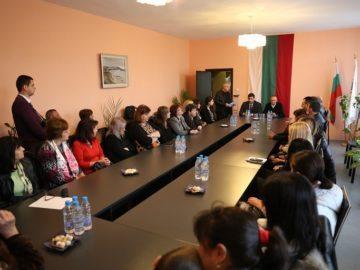 Андрей Новаков и Пламен Нунев се срещнаха с кметове и общински съветници в Борово