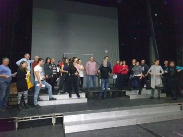 """Премиерата на """"Човекът от Ла Манча"""" ще се състои на 12 ноември в Русе"""