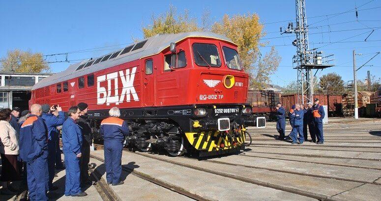 Над 100 000 лева вложи БДЖ в обновяване на русенско локомотивно депо