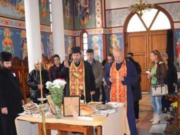 Архангелова задушница в Басарбовския манастир