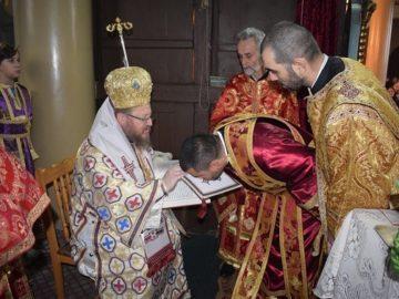 Русенският митрополит Наум ръкоположи нов дякон