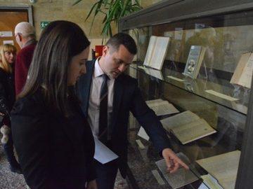 Пенчо Милков: В деня, преди да се закълна като народен представител, посетих Парламентарната библиотека