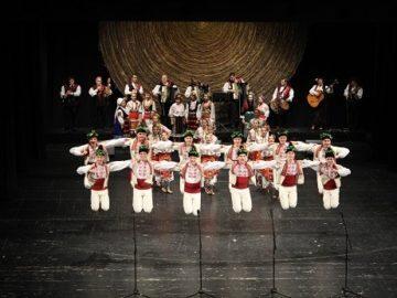 национален преглед на фолклорните ансамбли на CIOFF-България