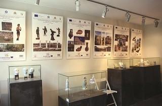 """На """"Сексагинта Приста"""" може да бъде видяна изложбата """"Древноримски крепости и артефакти от трансграничния регион между Румъния и България"""""""