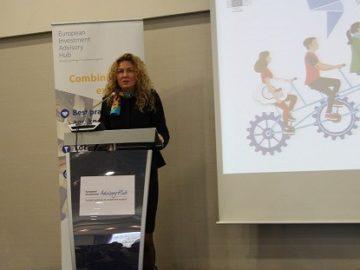 Зам.-министър Деница Николова: Проекти за над 180 млн. лв. са реализирани с помощта на инициативата JЕSSICA