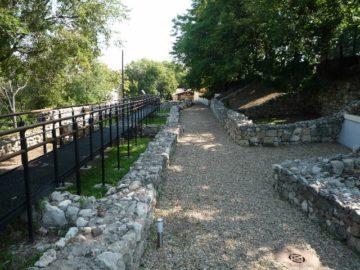 """Римска крепост """"Сексагинта Приста"""" бележи постоянен ръст на туристите"""