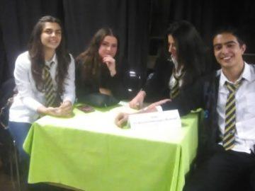СУЕЕ на състезание по английски език във Варна