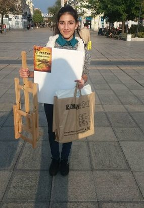 """Районният мюфтия на Русе връчи наградите на финалистите от русенско в конкурса """"Джамията в моя живот"""""""