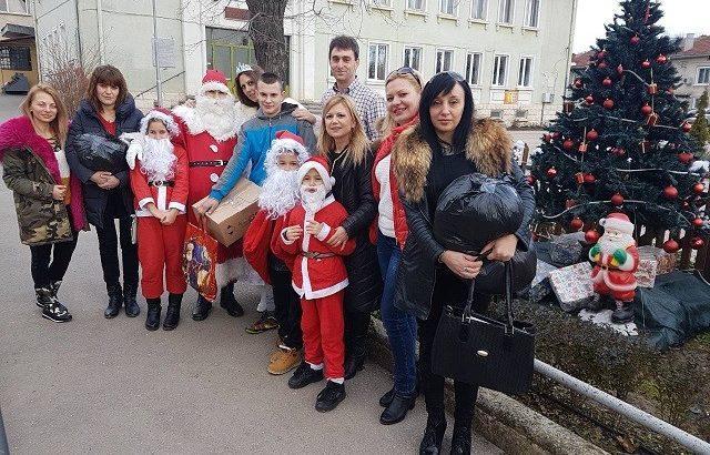 Народният представител Светлана Ангелова и Жени ГЕРБ – Русе дариха младеж в неравностойно положение