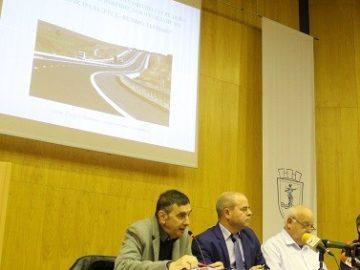 Председателят на УС на АПИ Дончо Атанасов в Русе: Получава се голяма подкрепа за комбинирания вариант за магистралата Русе - Велико Търново