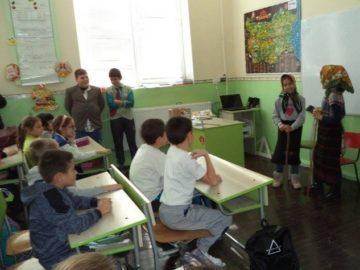Съвместна инициатива на ученици от с. Долна Студена и гр. Бяла