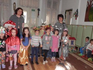 "В детска градина ""Иглика"" се проведе Национална седмица на четенето"
