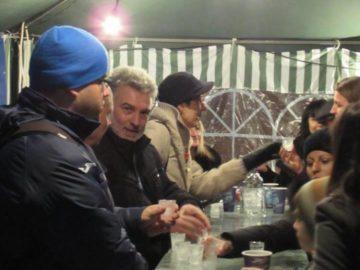 леден бар ruse ice fest