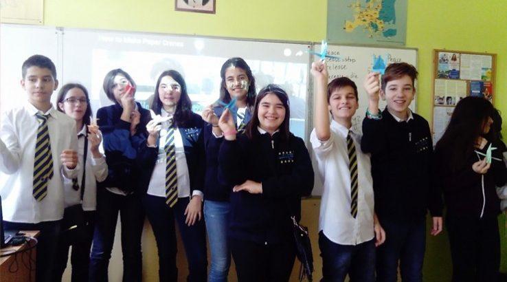 Средно училище за европейски езици