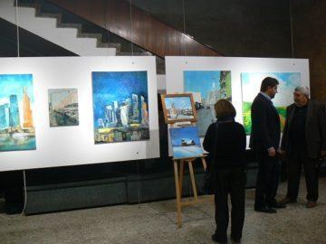 Изложба живопис на Анна Варганова и Ирина Суханова