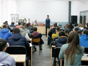 Поход на вдъхновителите се състоя в ПГЕЕ - Русе