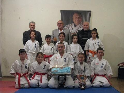 СК Ипон-Русе киокушин карате отбелязва една година от създаването на филиал Ряхово