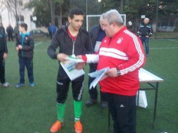 Празничен турнир по футбол се проведе в Ценово