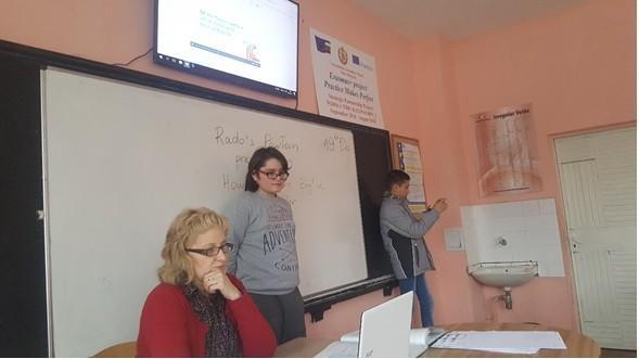 Програмата PowToon в часовете по английски език
