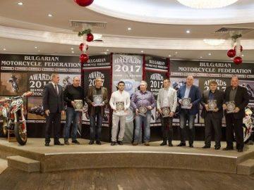 Община Русе отличена за развитието на мотоциклетния спорт