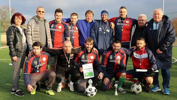 Пламен Нунев награди победителите в коледен турнир по футбол