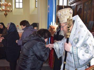 Празнично богослужение в село Басарбово се състоя днес